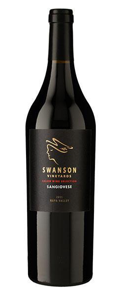 Swanson Vineyards Salon Sangiovese Bottle Preview