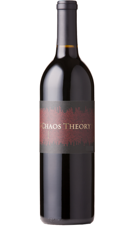Brown Estate Vineyards Chaos Theory Bottle Preview