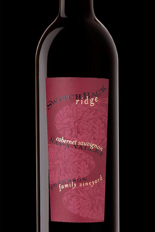 Switchback Ridge Cabernet Sauvignon Bottle Preview