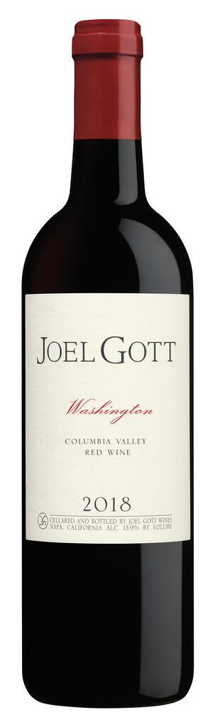 Joel Gott Wines Joel Gott Washington Red Blend Bottle Preview