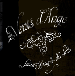 Vignoble les Vents d'Ange Logo