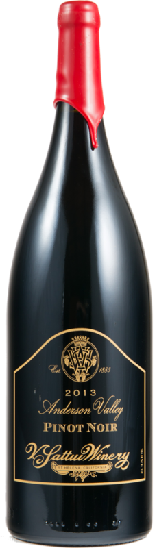 V. Sattui Winery Anderson Valley Pinot Noir - Magnum Bottle Preview