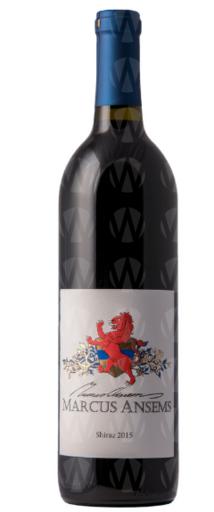 Daydreamer Wines Marcus Ansems Shiraz