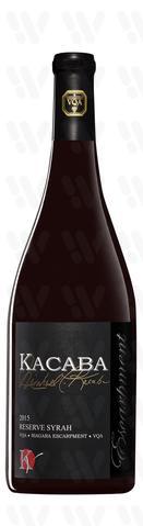 Kacaba Vineyards and Winery Reserve Syrah