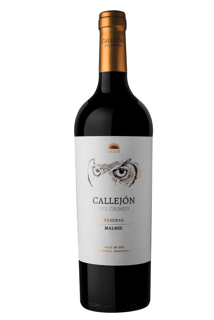 Vinos de La Luz Reserva Malbec Bottle Preview