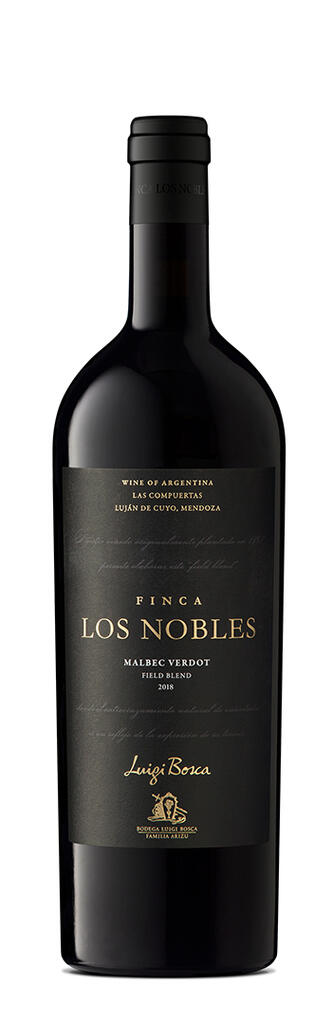 Luigi Bosca Finca Los Nobles · Malbec Verdot Bottle Preview