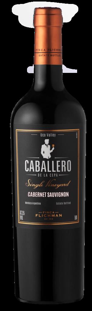 Finca Flichman Caballero de la Cepa Single Vineyard Cabernet Sauvignon Bottle Preview