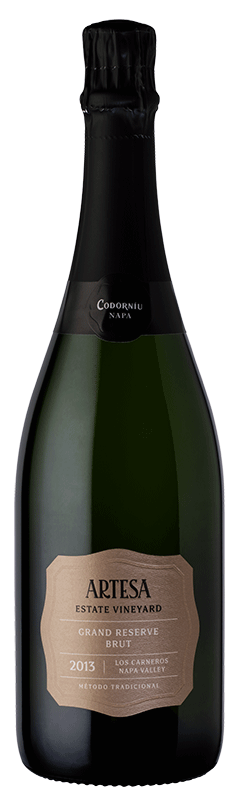 Artesa Winery Codorníu Napa Grand Brut Reserve Bottle Preview