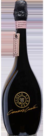 Gloria Ferrer Vintage Sparkling Wines Carneros Cuvée Rosé Bottle Preview