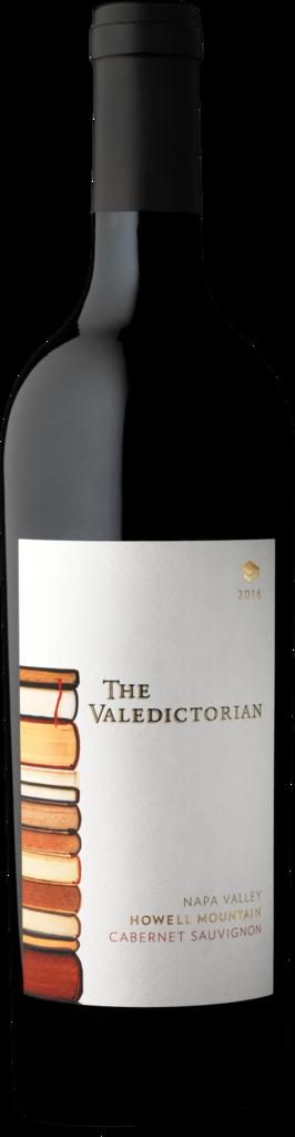 The Valedictorian Howell Mountain Cabernet Sauvignon Bottle
