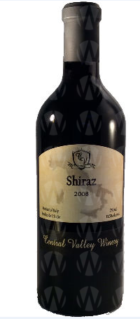 Central Valley Winery Shiraz Italian Edition