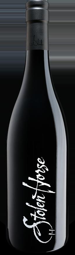 Bledsoe Family Winery Stolen Horse Bottle Preview