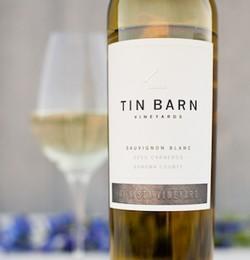Tin Barn Vineyards Sauvignon Blanc, Hi Vista Vineyard Bottle Preview