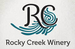 Rocky Creek Winery Logo