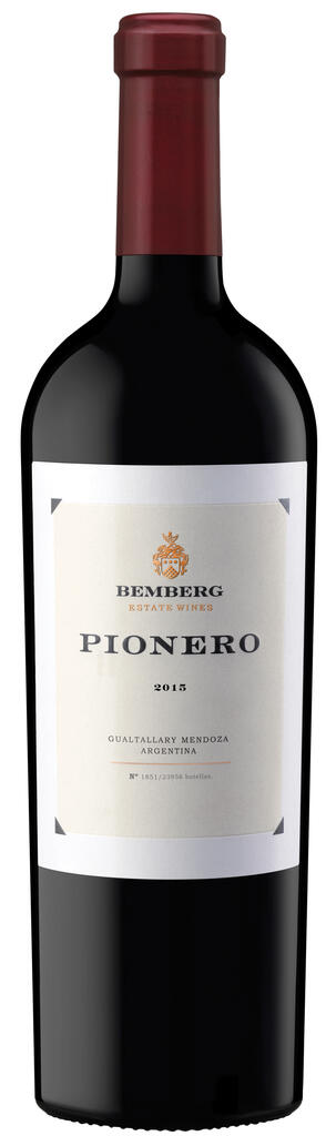 Bemberg Estate Wines Pionero Finca El Tomillo, Gualtallary Bottle Preview