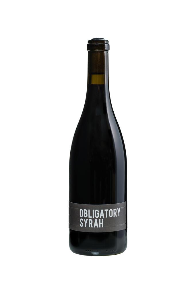 Gifford Hirlinger Obligatory Syrah Bottle Preview