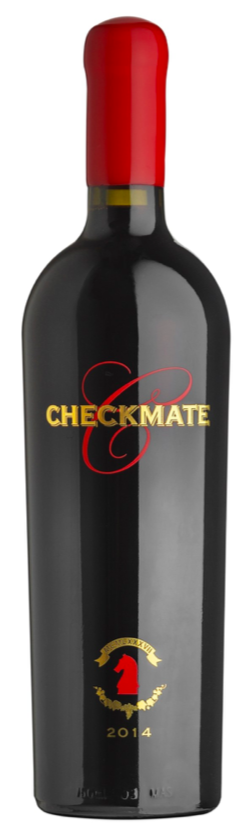 Napa Valley Checkmate Bottle