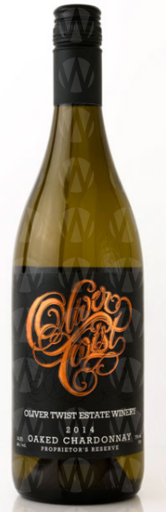 Oliver Twist Estate Winery Oaked Chardonnay Proprietor's Reserve