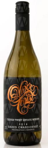Oliver Twist Estate Winery Oaked Chardonnay Proprietor's Reserve