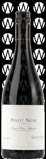 Quails' Gate Winery Stewart Family Reserve Dijon Clone Pinot Noir