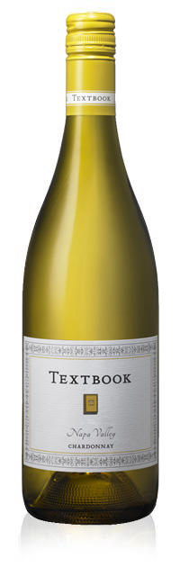 TEXTBOOK Chardonnay Bottle Preview