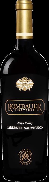 Rombauer Vineyards Atlas Peak Vineyard Cabernet Sauvignon Bottle Preview