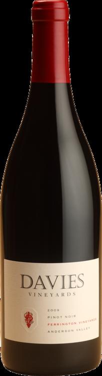 Davies Vineyards FERRINGTON VINEYARDS PINOT NOIR Bottle Preview