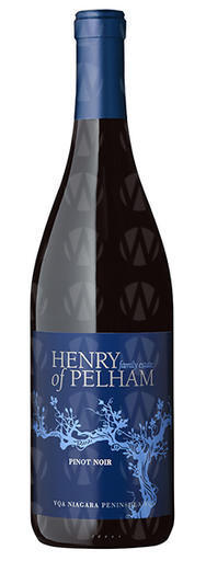 Henry of Pelham Family Estate Winery Pinot Noir