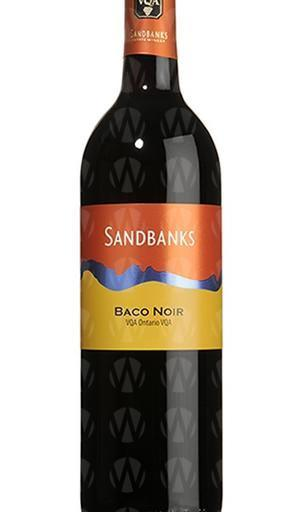 Sandbanks Estate Winery Baco Noir