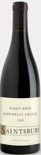 Donnelly Creek Stang Pinot Noir Bottle