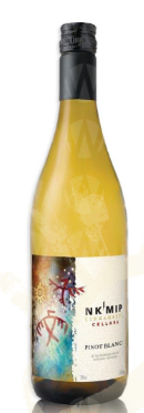 Nk'Mip Cellars Winemakers Tier Pinot Blanc