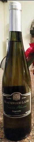 Blackwood Lane Vineyards & Winery Vicuna Blanca