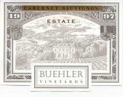 Buehler Vineyards Logo