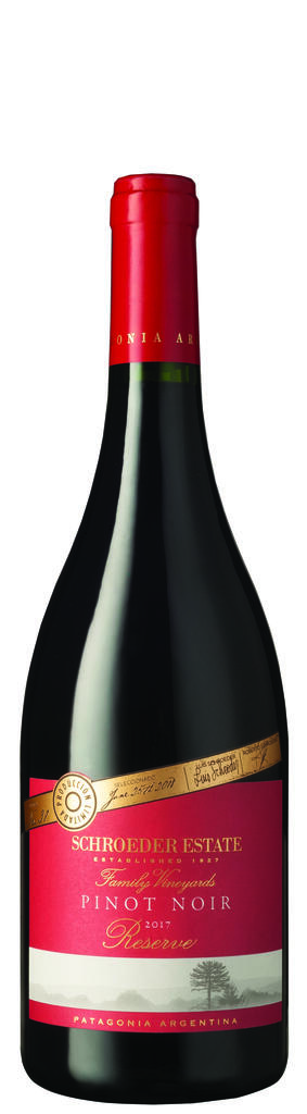 Bodega Familia Schroeder SCHROEDER ESTATE RESERVE Pinot Noir Bottle Preview