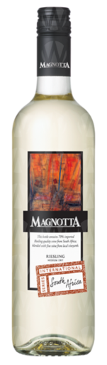 Magnotta Winery Riesling Medium Dry International Series South Africa