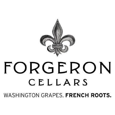 Forgeron Cellars - Downtown Walla Walla Winery & Tasting Room Logo