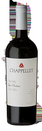 Chappellet Vineyard Las Piedras Bottle Preview