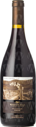 Terroir Collection No.23 Crosswinds Syrah