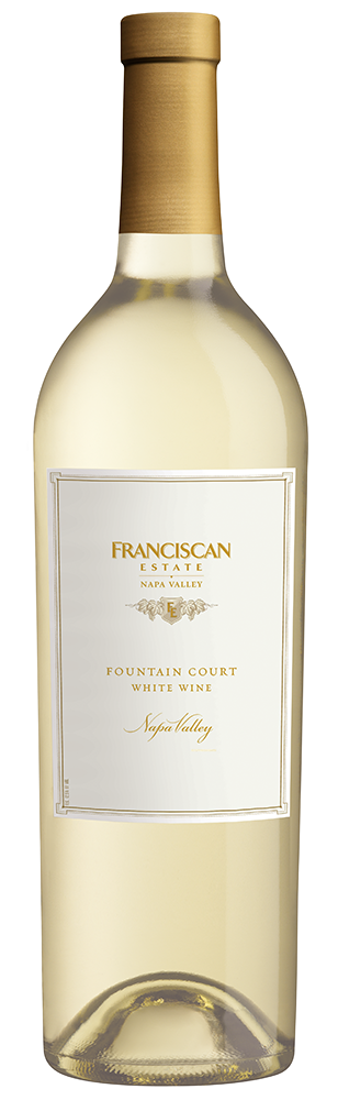 Franciscan Estate FRANCISCAN ESTATE FOUNTAIN COURT WHITE BLEND Bottle Preview