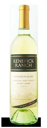 Kenefick Ranch Winery Sauvignon Blanc Bottle Preview