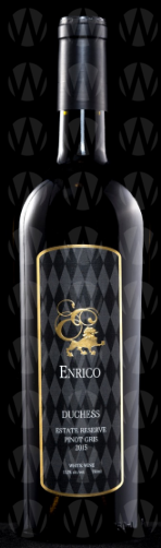 Enrico Winery Duchess Pinot Gris Reserve