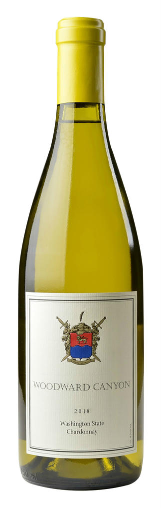 Woodward Canyon Winery Washington State Chardonnay Bottle Preview