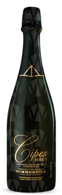 Summerhill Pyramid Winery Cipes Brut