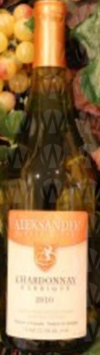 Aleksander Estate Winery Chardonnay Barrique