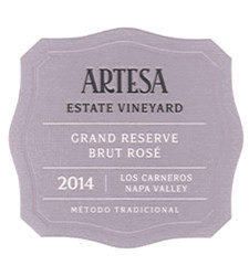 Artesa Winery Codorníu Napa Grand Reserve Brut Rosé Bottle Preview