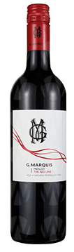 G. Marquis Vineyards Red Line Merlot