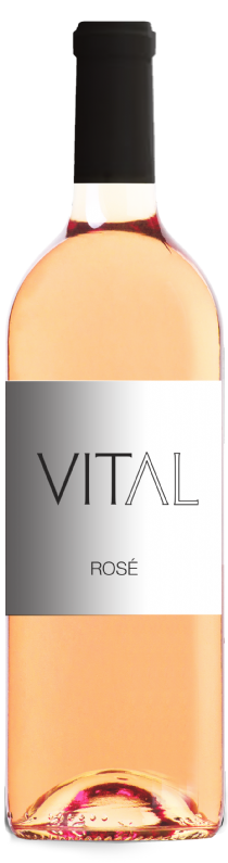 Vital Wines Rose Bottle Preview