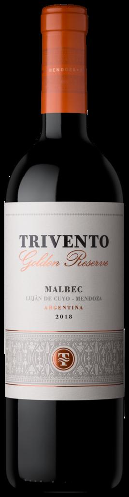 Trivento Trivento Golden Reserve Malbec Bottle Preview