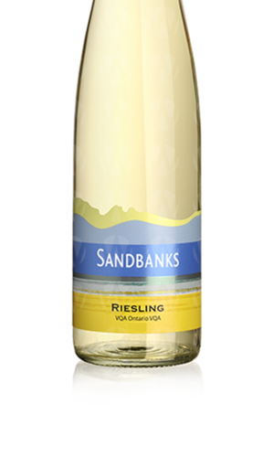 Sandbanks Estate Winery Riesling
