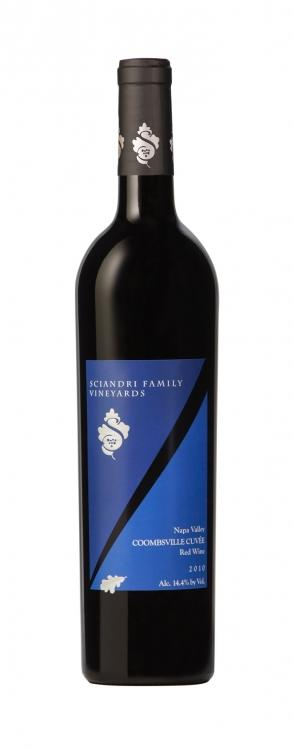Sciandri Family Vineyards Coombsville Cuvee Bottle Preview